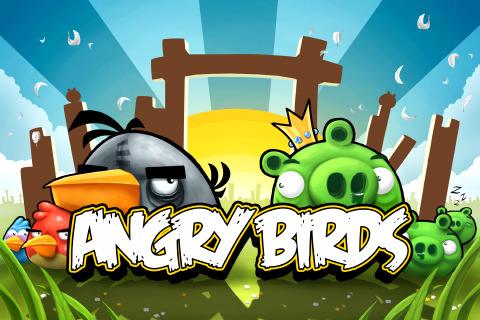 angry bird spiel