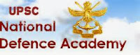 NDA Admission Form Online 2014