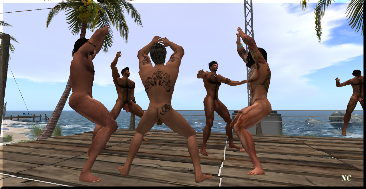 Right! good Nude beach circle jerk