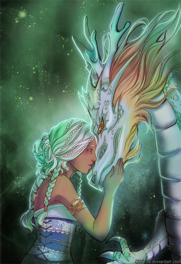 Princess-and-dragon