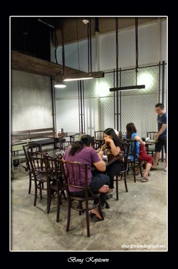 bong kopitown, kopitiam, jail restaurant, weird restaurant, unusual restaurant, summarecon bekasi, kuliner, Indonesia