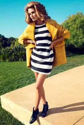 moda mujer primavera 2014 H&M