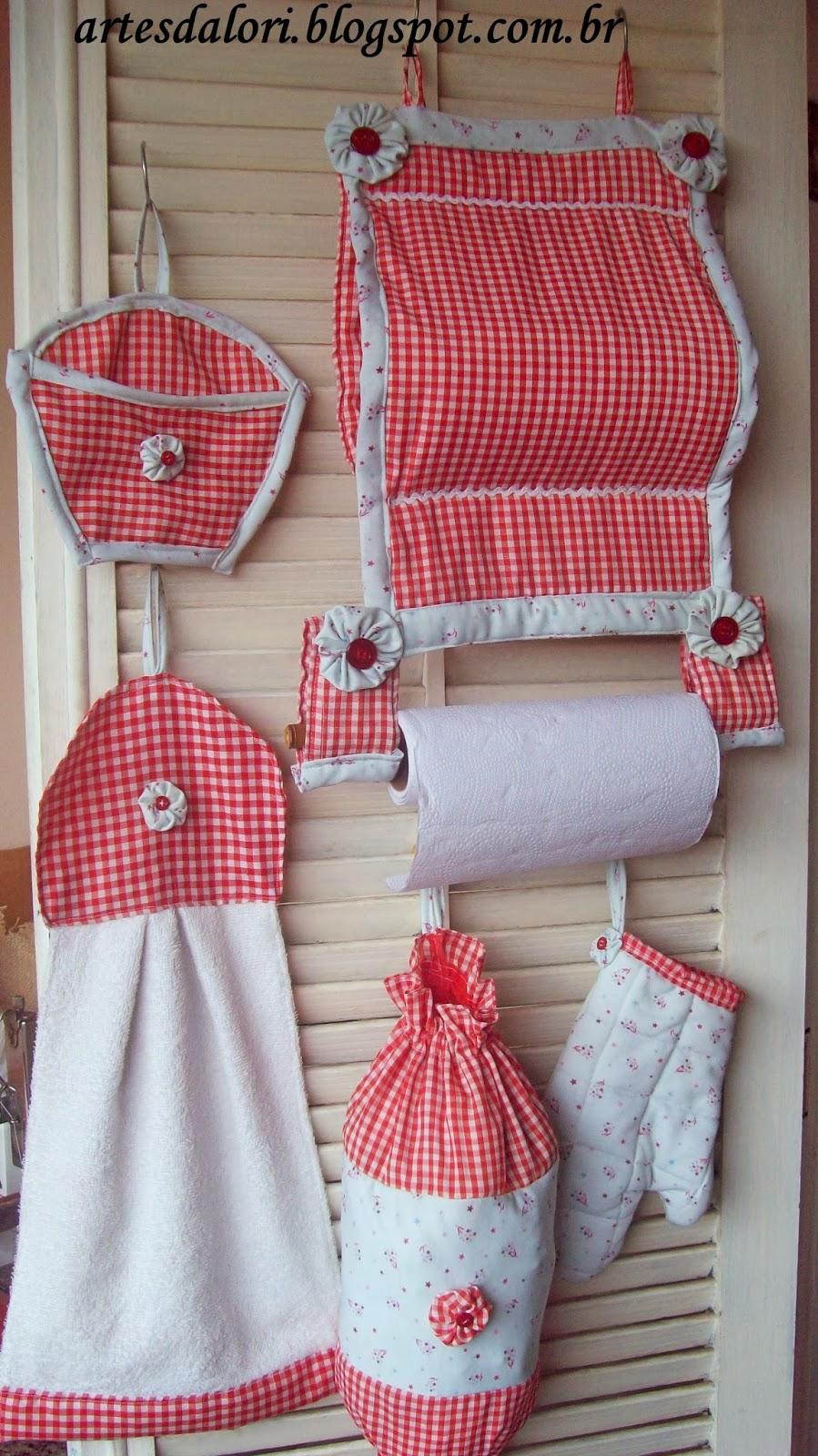 Artes da lori kit de cozinha 5 pe as for Kit da 3 bay