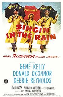 Póster Singin' in the rain