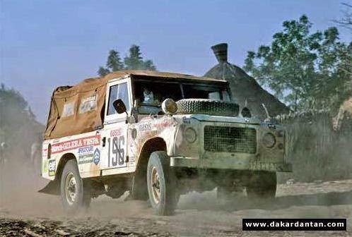 Vespa Paris Dakar 12 (Carro de Suporte )