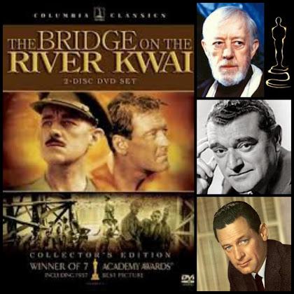A Ponte do Rio Kwai -  (1957)