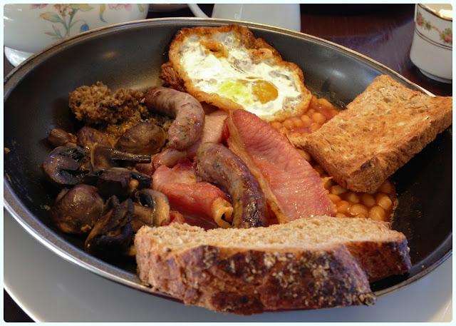 Delicieux, Bolton - Breakfast Platter