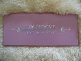 Neve cosmetics duochrome