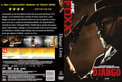 Django+Livre Django Livre (Django Unchained) Torrent   Dual Áudio (2013)