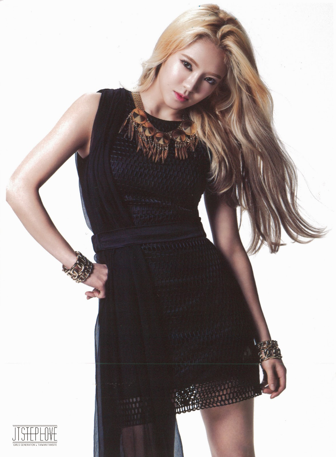 snsd the best album hyoyeon