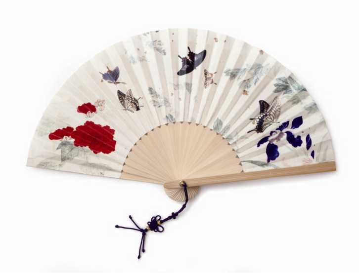 NMK Collection Folding Fan