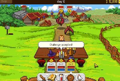 Free Download Games Knights of Pen and Paper Plus 1 Edition Full Version For PC