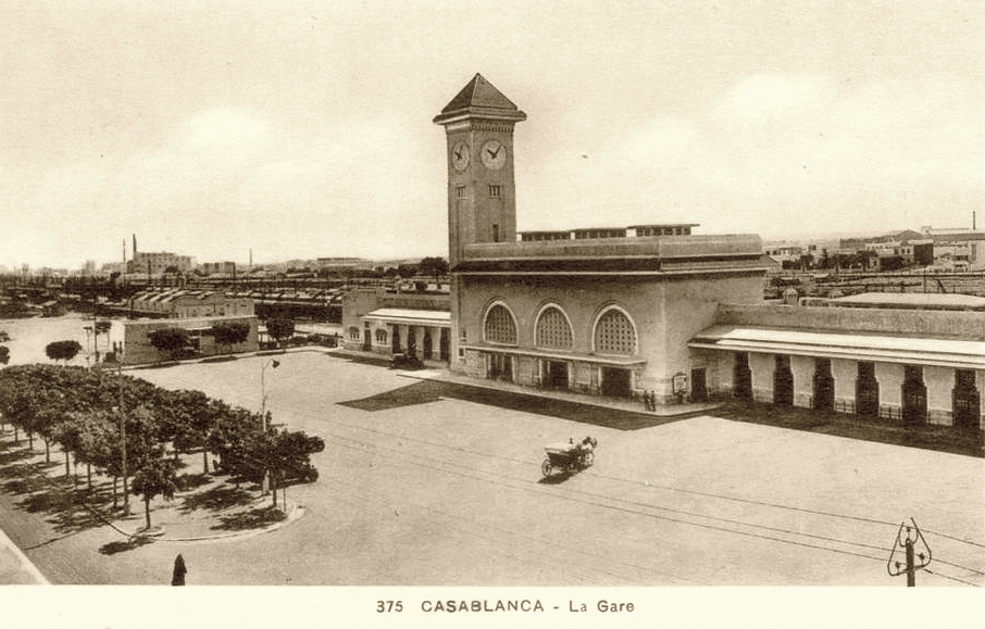 Casablanca in the past, History of Casablanca