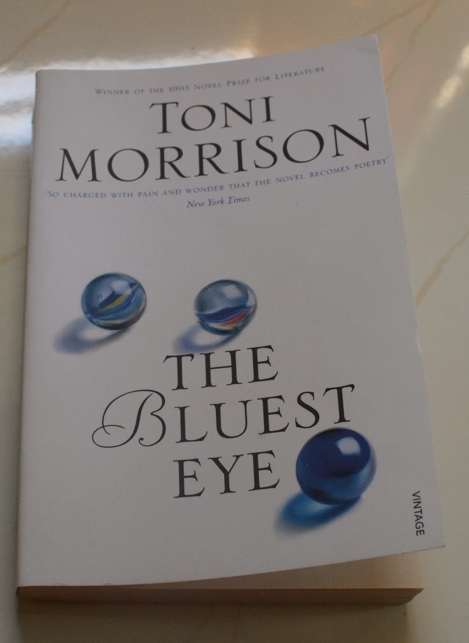 "critical essays on the bluest eye You may also wish to argue whether these fantasies are adaptive or whether they are unhealthy should you choose to do this, substantiate your argument with carefully selected quotes from the novel thesis statement / essay topic #2: self- denial and self-hatred in ""the bluest eye"" by toni morrison many critics observe."