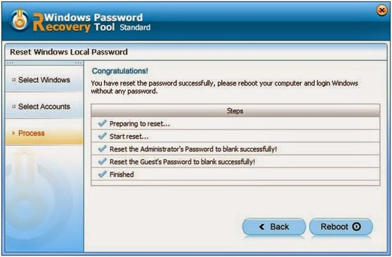 windows password changer tool