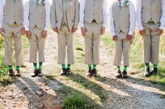 green wedding colors groommen ideas