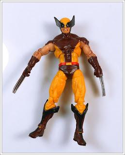Hasbro Marvel Universe X-Men Wolverine figure