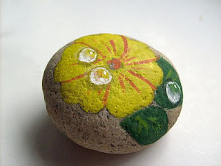 painted rocks, rock painting, water, droplets, how to