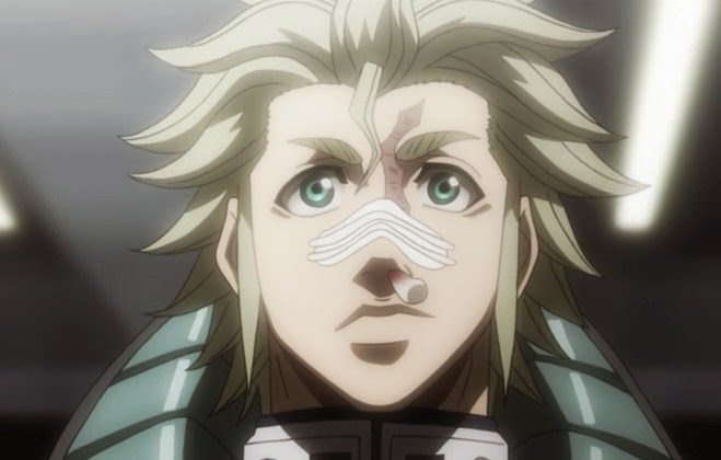 Terra Formars Episode 2 Subtitle Indonesia