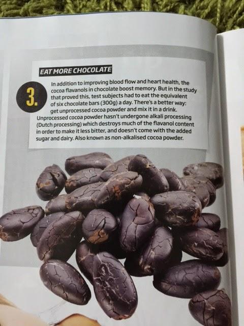 khasiat coklat dan koko