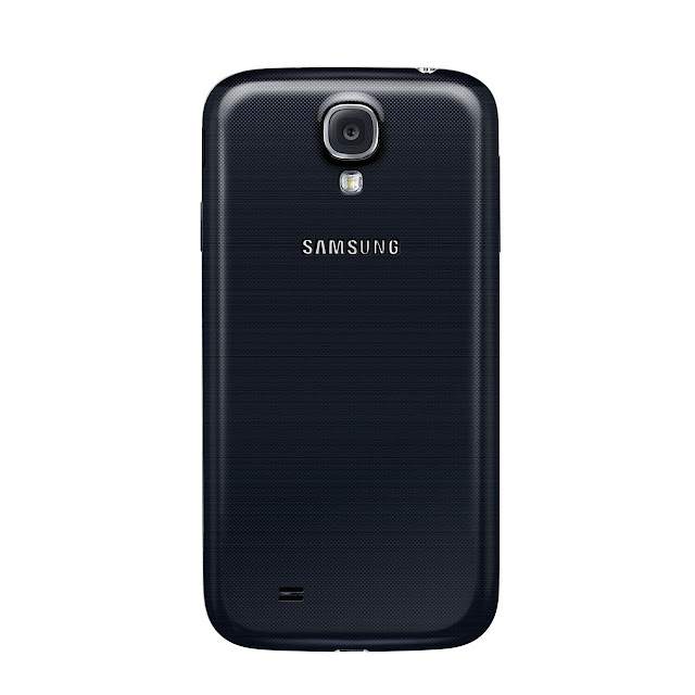 Samsung Galaxy S4 mobile phone back