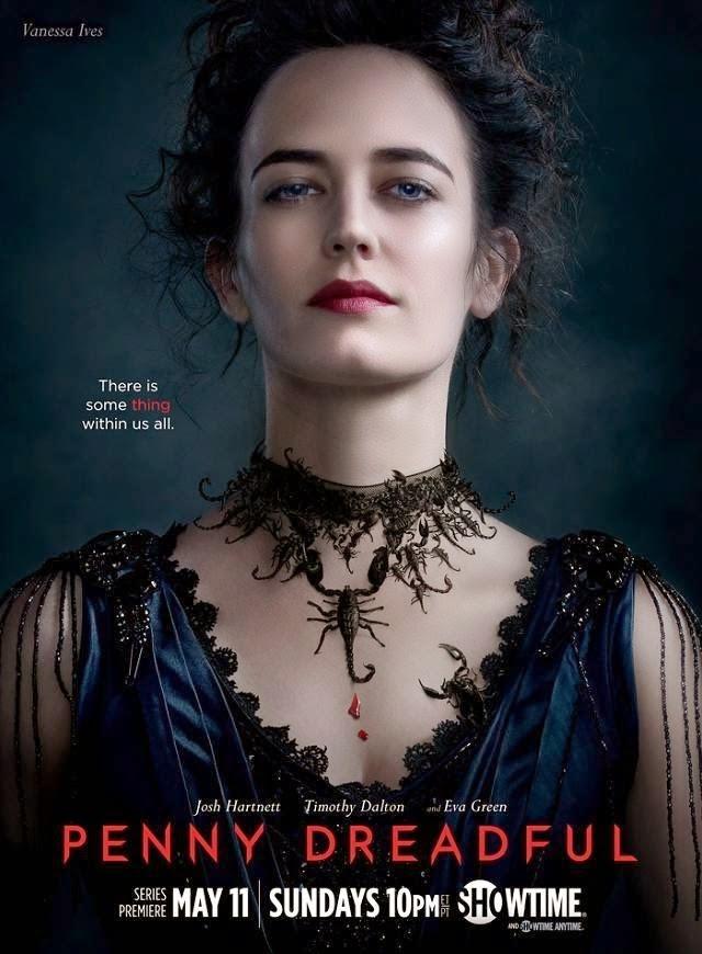 Penny Dreadful (2014-) ταινιες online seires xrysoi greek subs