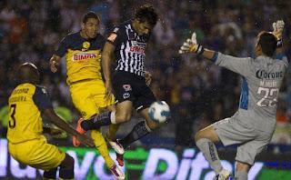 América y Monterrey en la Semifinal Ida de la Liguilla