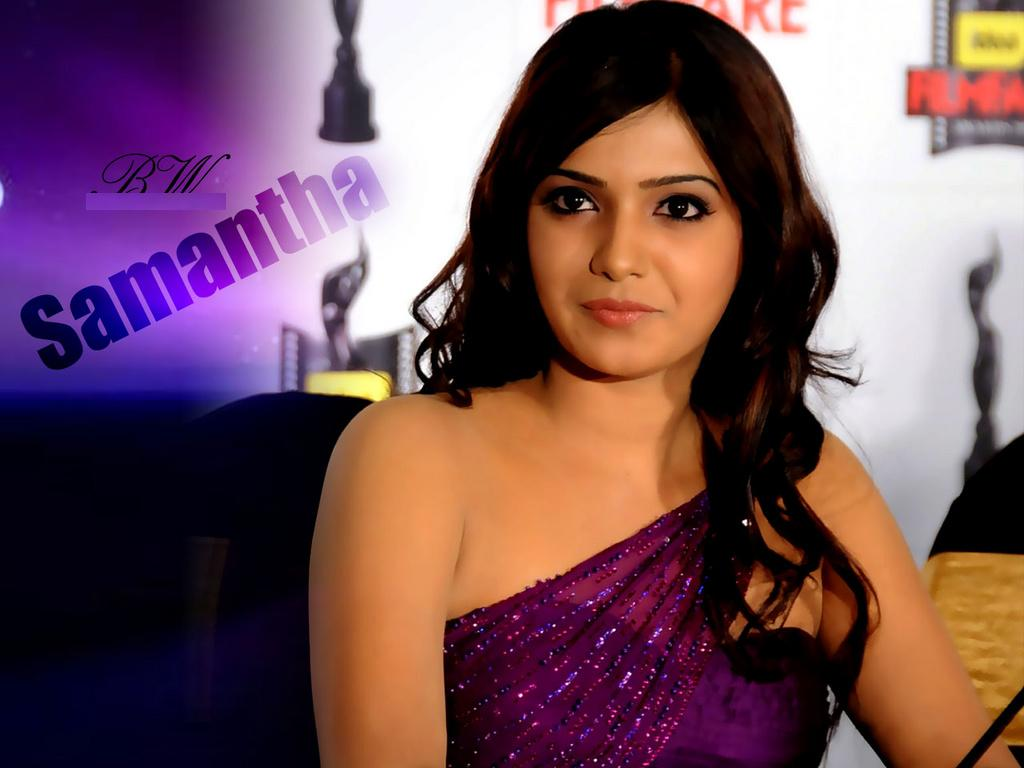 Actress Samantha Cute Stills