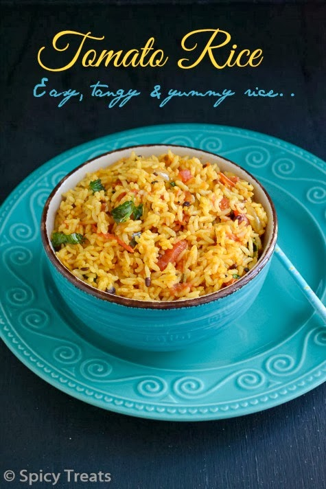 Spicy treats tomato rice quick tomato rice easy lunch box recipe todays recipe is one quick simple and easy to make tomato rice that is perfect for lunch box with some chips or any vegetable fry ccuart Choice Image