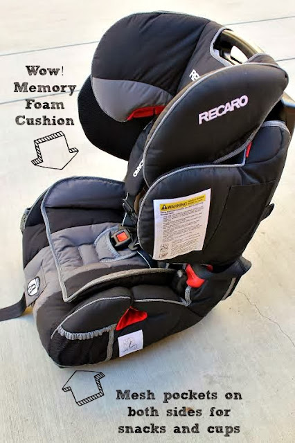 being mvp recaro performance series car seat giveaway. Black Bedroom Furniture Sets. Home Design Ideas