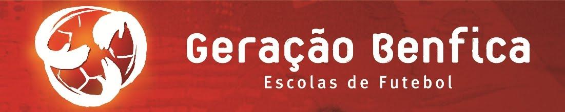 Geração Benfica - Escolas de Futebol