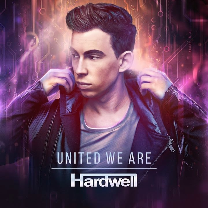 DJ Hardwell, United we are, album cover