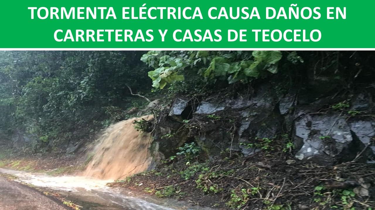 CARRETERAS Y CASAS DE TEOCELO