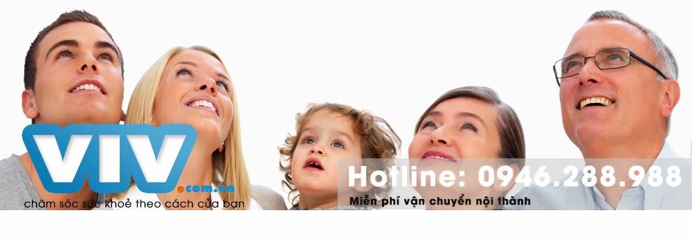 Chăm Sóc Sức Khoẻ Theo Cách Của Bạn VIV.Com.Vn