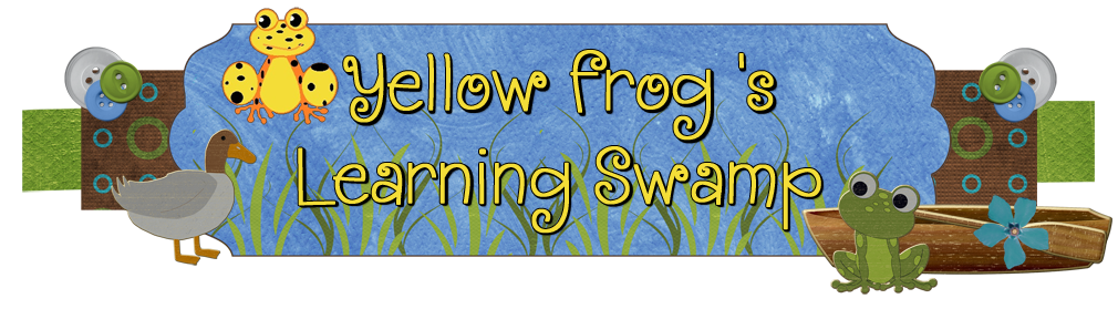 Yellow Frog's Learning Swamp