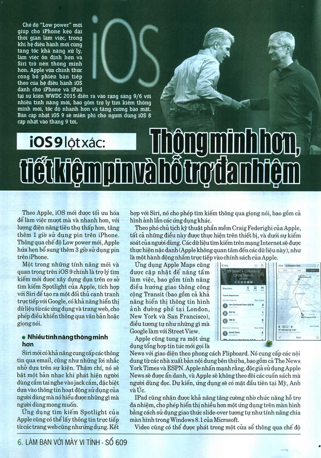 Làm Bạn Với Máy Vi Tính – 609 - tapchicntt.com