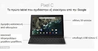Το supertablet της Google