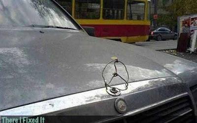 Funny Wallpaper car