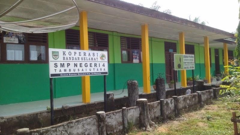 Sukses Sosialisasi PPDB di SMP N 4 Tambusai Utara