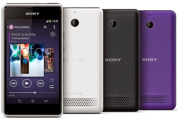 harga Sony Xperia E1 Dual D2105
