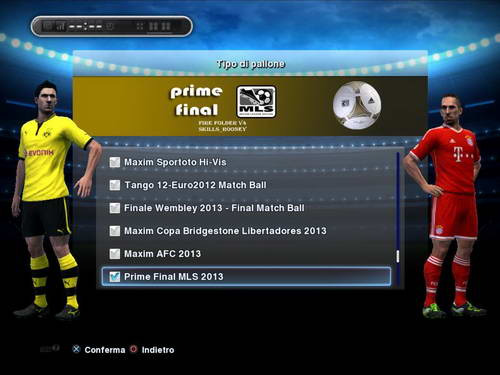 Download PES 2013 Nemesis Total Revolution V4.0 Zippyshare
