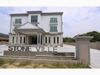 The Stone Ville Hotel in Bangar Town, Temburong District Brunei