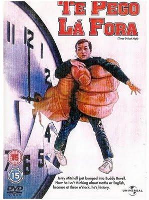 Filme Te Pego Lá Fora   Dublado