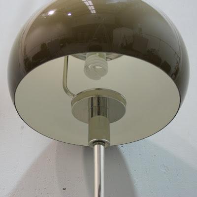 Lámpara diseño italiano de los años 60