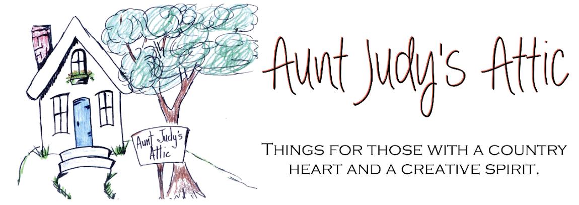 Aunt Judy's Attic