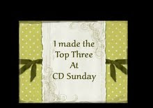 Top 3 CD Sunday Challenge