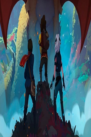 The Dragon Prince S01 All Episode [Season 1] Dual Audio [Hindi+English] Download 480p