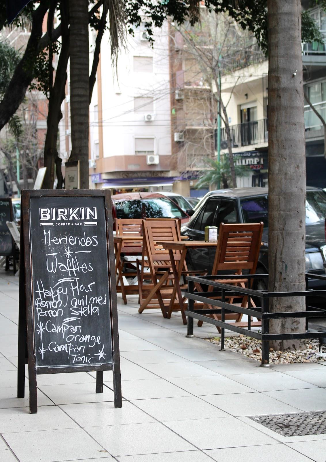 Birkin Café | Buenos Aires