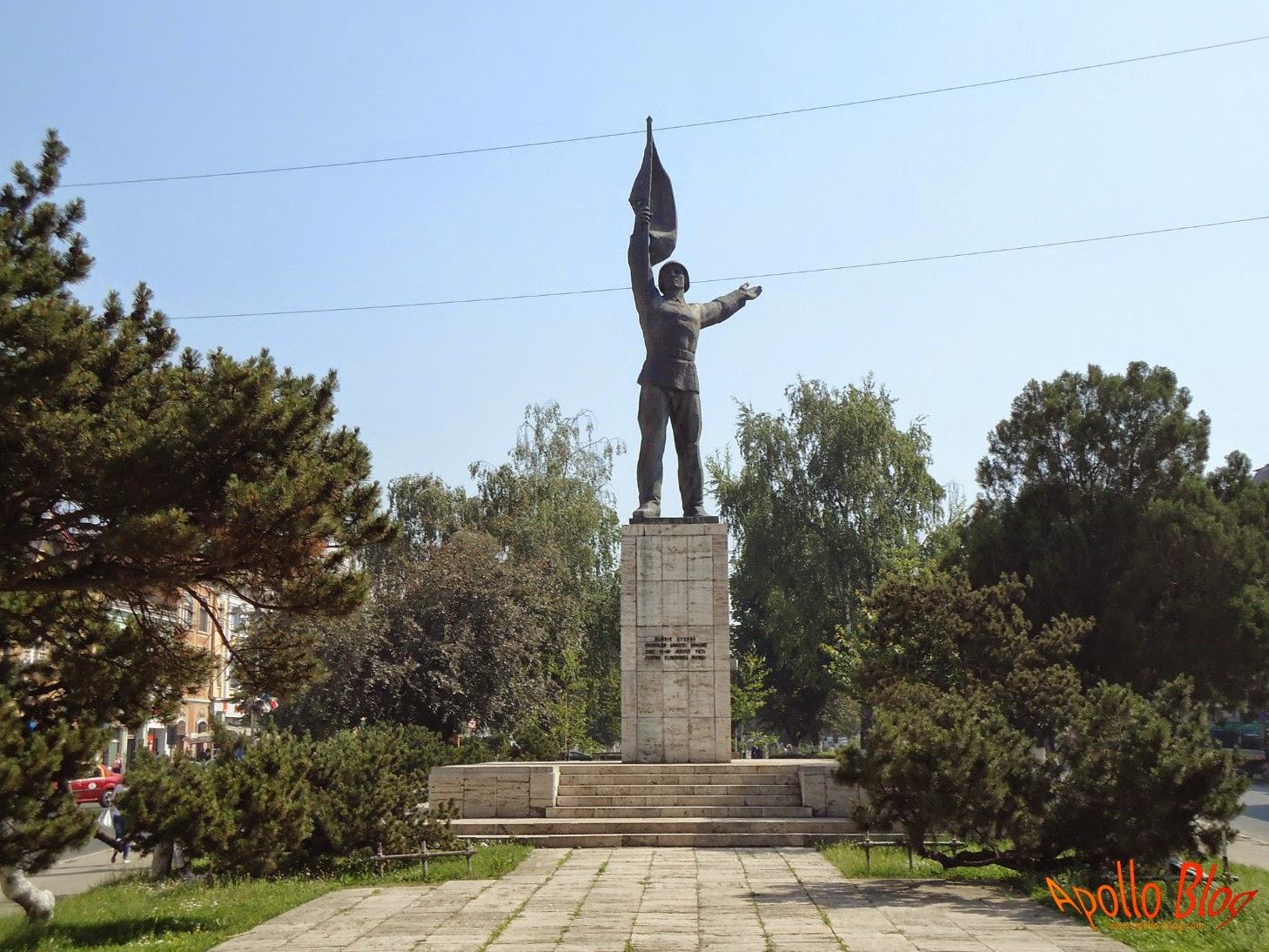 Monument Soldat