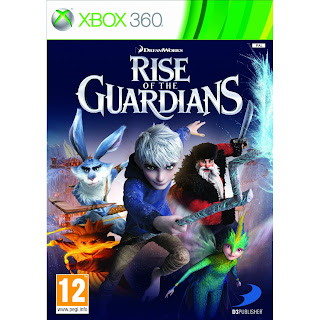 Rise of the Guardians Game Review